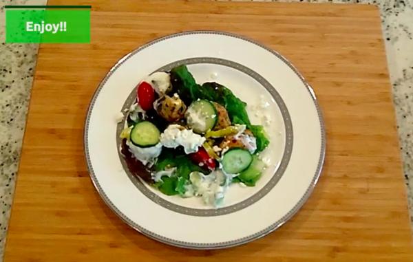 Mediterranean Meatball Recipe