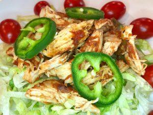 Slow cooker chicken for diabetics