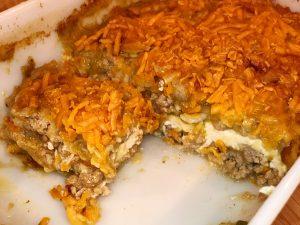 Low Carb Enchiladas Casserole recipe