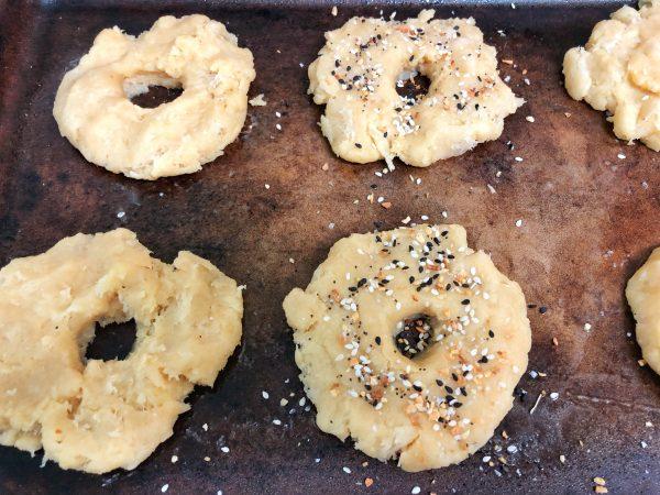 Low Carb Bagels Recipe- Diabetic Bagel Recipe