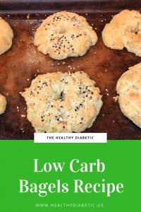 Low Carb Bagels Recipe