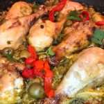 Low Carb Puerto Rican Chicken Recipe