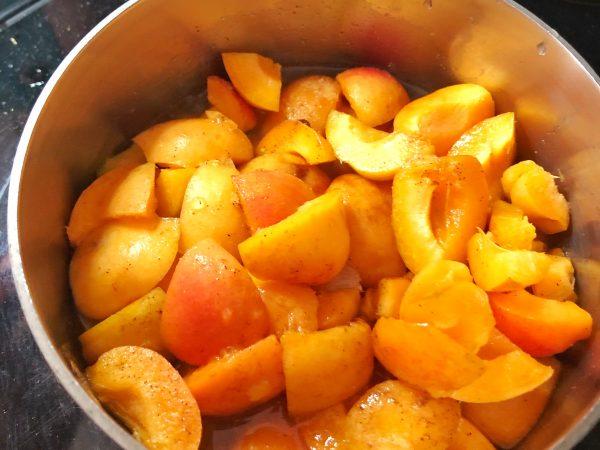 Diabetic Apricot Jam Recipe - No Added Sugar Apricot Jam Recipe
